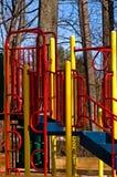 De Apparatuur van de speelplaats Stock Afbeelding