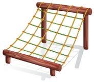 De apparatuur van de speelplaats stock illustratie