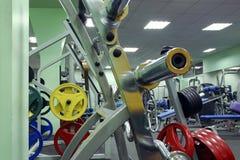 De apparatuur van de sport Stock Foto