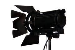 De apparatuur van de studio. Stock Foto