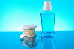 De apparatuur van de tandarts Royalty-vrije Stock Fotografie