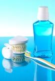De apparatuur van de tandarts Stock Fotografie