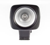 De apparatuur van de verlichting van camcorders stock fotografie