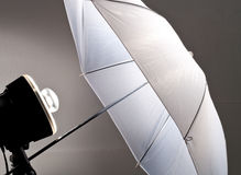 De Apparatuur van de Verlichting van de fotografie Stock Fotografie