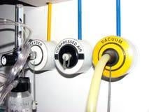 De Apparatuur van de zuurstof Stock Foto's