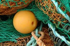 De Apparatuur van Fishermans Stock Afbeeldingen
