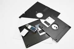 De apparatuur van het archief Stock Foto