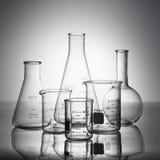 De apparatuur van het laboratorium Stock Fotografie