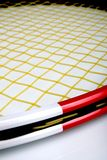 De apparatuur van het tennis stock afbeeldingen