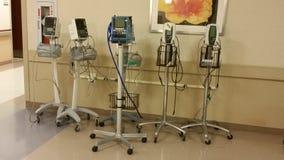 De apparatuur van het ziekenhuis Stock Afbeelding