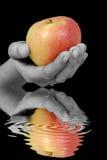 De appel stock foto's