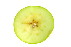 De Appel van de Granny Smith stock foto