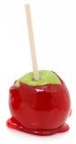 De Appel van het suikergoed royalty-vrije stock foto's
