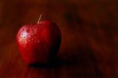 De appel van het vergift Stock Afbeeldingen