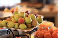 De appelen Royalty-vrije Stock Foto's