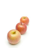 De appelen van Fuji Royalty-vrije Stock Fotografie