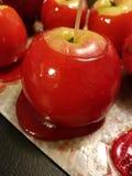De appelen van het suikergoed Royalty-vrije Stock Foto