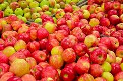 De appelen van Michigan Royalty-vrije Stock Afbeeldingen