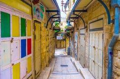 De Arabische markt Stock Fotografie