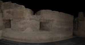 De Arabische muur van Murcia royalty-vrije stock afbeeldingen