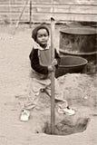 De arbeid van het kind stock afbeeldingen