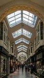 De Arcade van Burlington stock foto