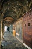 De arcade Venetië, Italië Stock Foto's