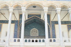 De Archeologiemusea van Istanboel in Istanboel stock foto's