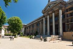 De Archeologiemusea van Istanboel in Istanboel, Turkije Royalty-vrije Stock Foto's