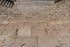 De Archeologische plaats van Kourion Royalty-vrije Stock Fotografie