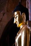 De archeologische streek van Bagan, Myanmar Stock Foto