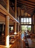 De Architectuur & het Meubilair van het hout Royalty-vrije Stock Afbeelding