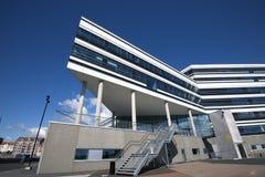 De Architectuur van Aarhus Stock Foto