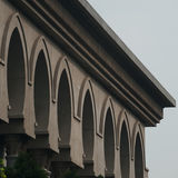 De Architectuur van Azië Royalty-vrije Stock Fotografie