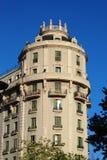 De architectuur van Barcelona Stock Afbeelding