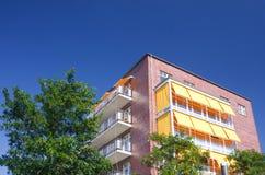 De architectuur van Berlijn Stock Afbeelding