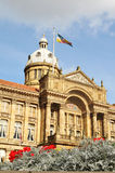De architectuur van Birmingham royalty-vrije stock fotografie