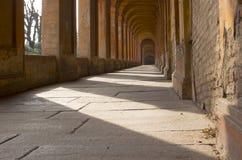 De architectuur van Bologna Royalty-vrije Stock Afbeeldingen