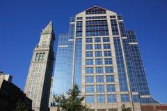 De Architectuur van Boston Royalty-vrije Stock Foto