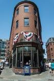 De Architectuur van Boston Stock Foto's