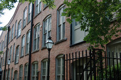 De Architectuur van Charleston Royalty-vrije Stock Fotografie