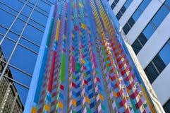 De architectuur van Chicago Royalty-vrije Stock Afbeeldingen