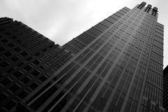 De Architectuur van Chicago Stock Afbeeldingen