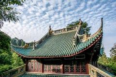 De Architectuur van China royalty-vrije stock fotografie