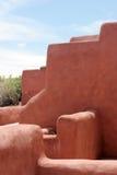 De architectuur van de adobe Royalty-vrije Stock Afbeelding