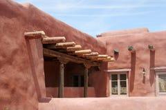 De architectuur van de adobe Royalty-vrije Stock Foto