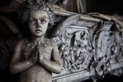De architectuur van de begraafplaats - Europa royalty-vrije stock foto's