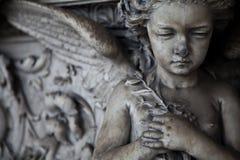 De architectuur van de begraafplaats - Europa stock afbeeldingen