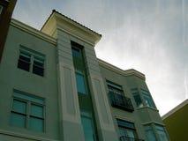 De architectuur van de bouw Royalty-vrije Stock Foto's