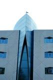 De architectuur van de stad Stock Afbeelding